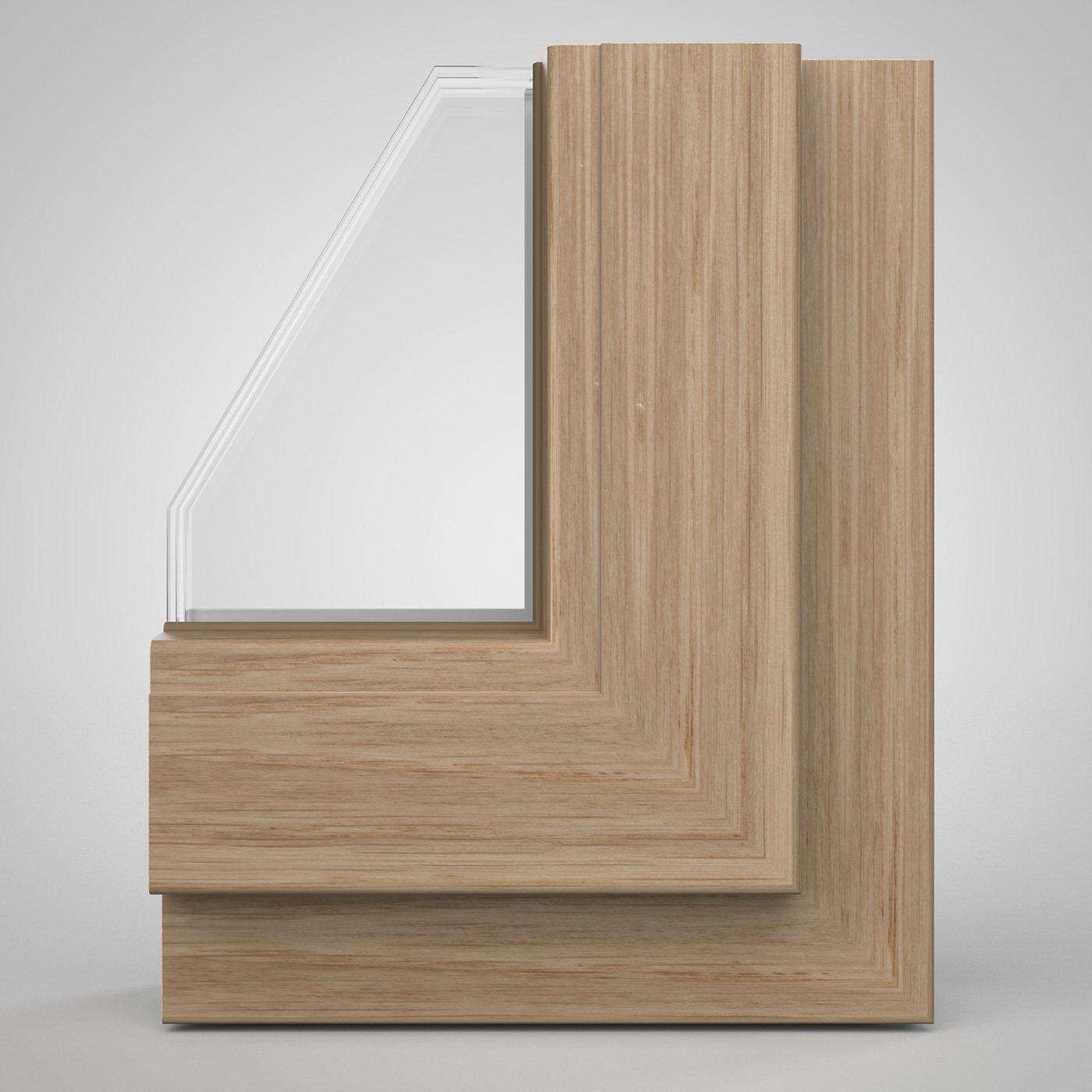 Serramenti in legno pvc for Serramenti pvc legno
