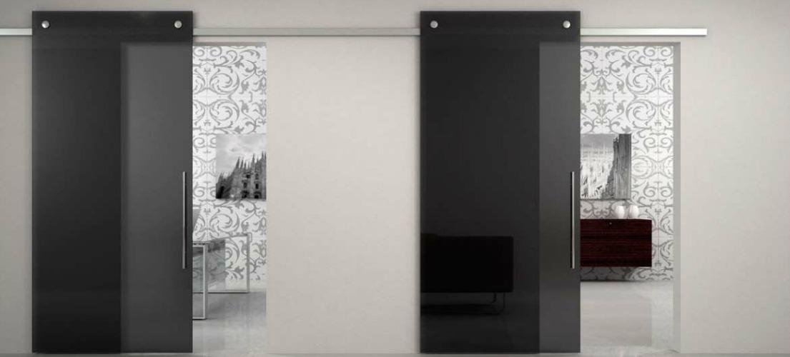 Porte interne vetro - Porte interne contemporanee ...